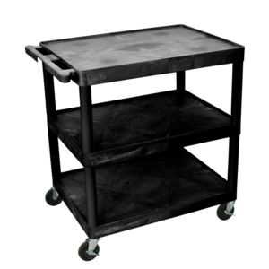 Luxor 3 Shelf Utility / Heat Press Cart (FREE SHIPPING) Thumbnail