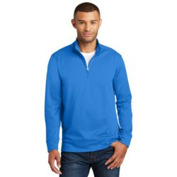 Adult Performance 1/4 Zip Sweatshirt Thumbnail