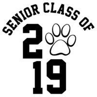SENIOR CLASS OF 2019  Design