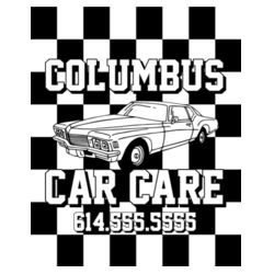 COLUMBUS CAR CARE  Design