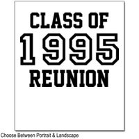 HIGH SCHOOL REUNION DESIGN 2 Thumbnail