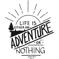 Life is an Adventure  Thumbnail