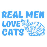 Real Men Love Cats  Thumbnail