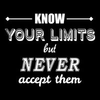 Know Your Limits  Thumbnail